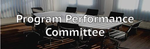 Program Performance Committee