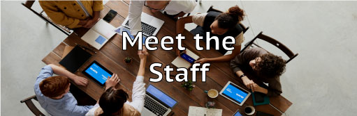 Meet the Staff